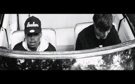 James Blake ft. Chance The Rapper 'Life Round Here'