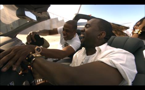 Jay Z & Kanye West - Otis ft. Otis Redding