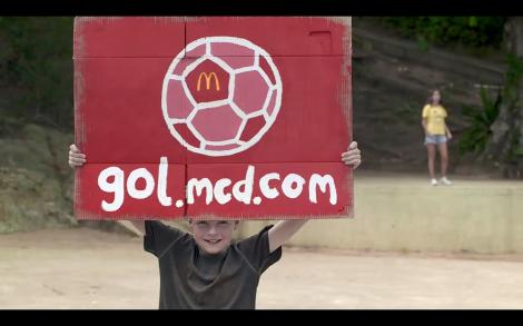 McDonald's GOL! FIFA World Cup - Brasil 2014